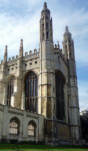 King's College Chapel (Godfrey Hall)