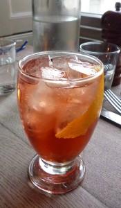 Sloe Gin (Godfrey Hall)