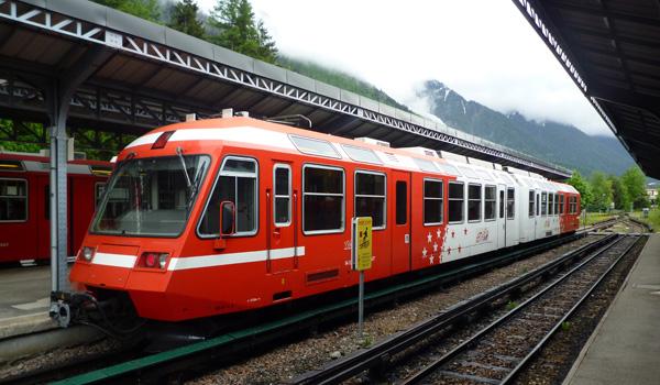 Mont Blanc Express (Godfrey Hall)