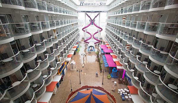 The Boardwalk and The Ultimate Abyss (Royal Caribbean Cruises)