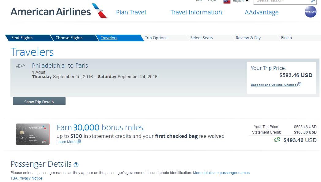 594 598 Philadelphia To Paris Nonstop Incl Holidays