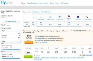 MCI-LAS: Fly.com Search Results ($93)