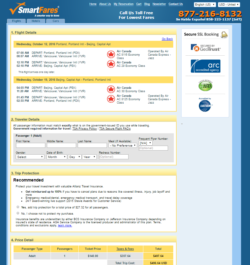 Third Party Airfare Booking Sites: The Power Rankings - who to trust, who to avoid. Index of Third Party Booking Sites. Alphabetical index of all the third party booking sites - click on a website name to jump directly to their power ranking, my opinion, and things to watch out for.