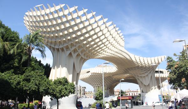 Setas de Sevilla (Sasha Arms)