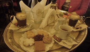Coffee and Sweet Treats at the Café Florian (Godfrey Hall)