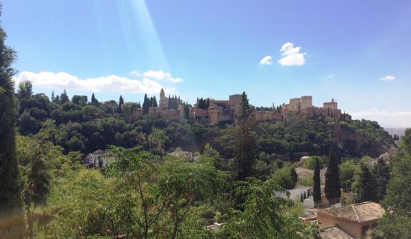 Alhambra, Granada (Sasha Arms)