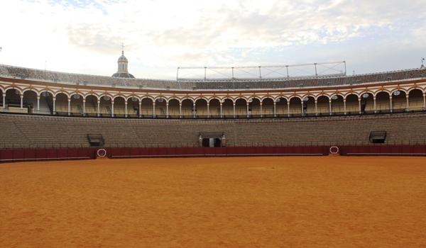 Bullring in Seville (Sasha Arms)