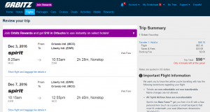 Orlando to NYC : Fly.com Results Page