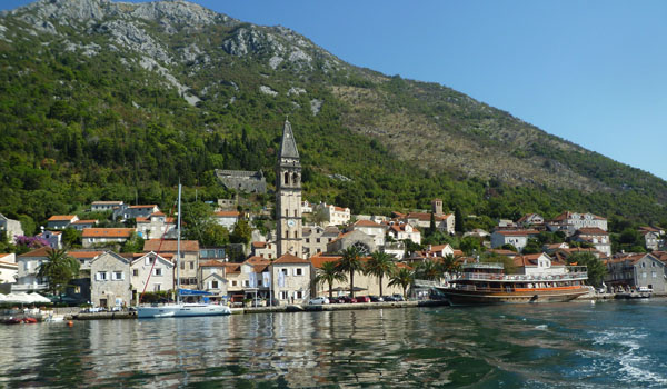 Perast (Godfrey Hall)