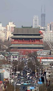 Beijing Street (Navjot Singh)