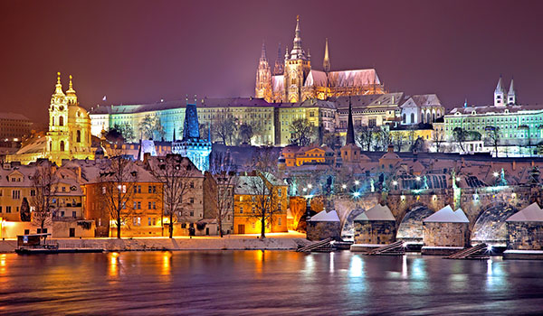 Fly's 11 Best Destinations for a Spring Getaway - Prague