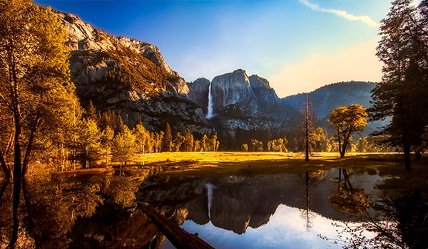 Fly's 11 Best Destinations for a Spring Getaway - Yosemite