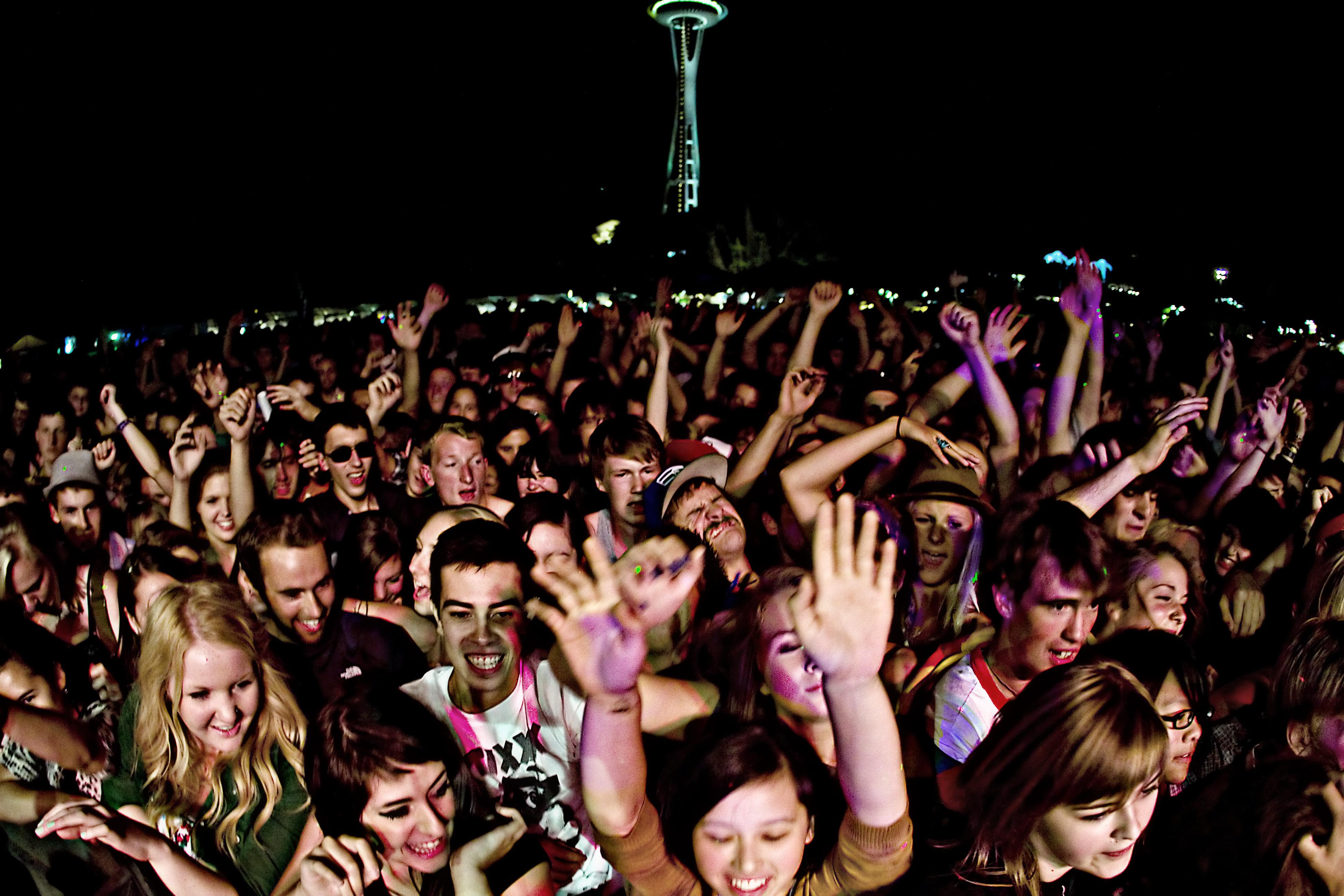 Bumbershoot music festival