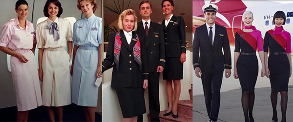 Flight Attendant Costumes