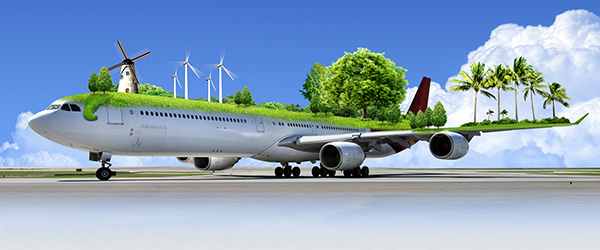 Top Six Eco-Friendly Airlines