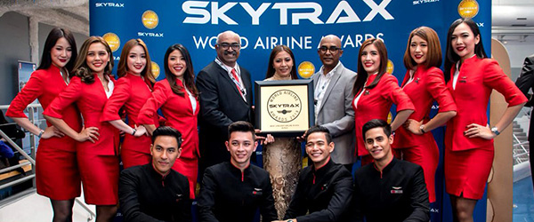 Highlights of the Skytrax World Airline Awards 2019