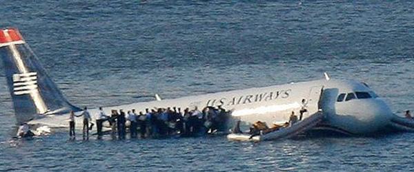 """US Airways Flight 1549 """"Sully"""""""