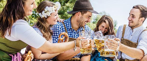 Oktoberfest celebrations 2019