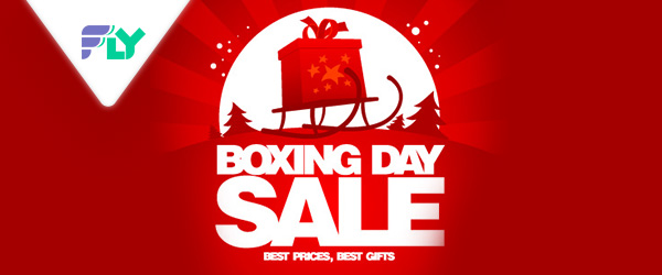 Boxing Day and Flight Deals | Fly.com Travel Blog