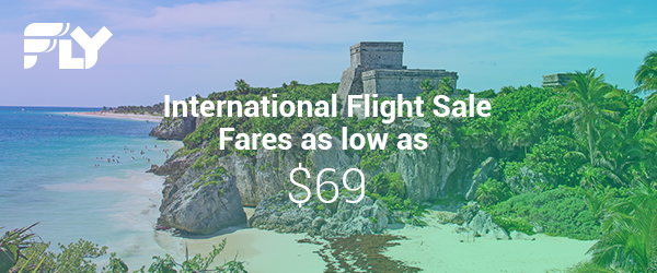$69 & Up, One Way — Southwest Airlines Flight Sales; Ends 11/07