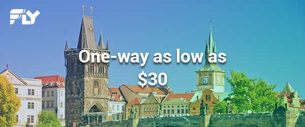 $30 & Up, One Way — British Airways Flash Sale; Ends 11/05