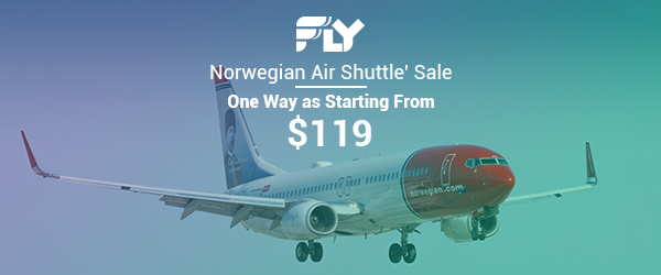 Norwegian Air Shuttle Airlines' Sale