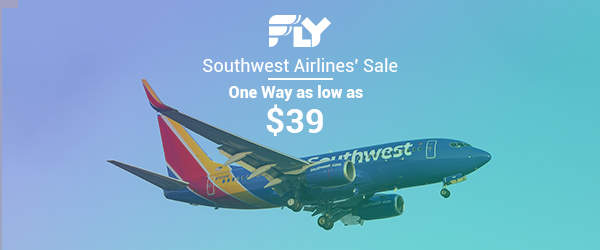 Southwest Airline Flights Sale