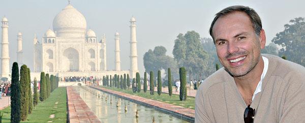 Johnny Jet in India