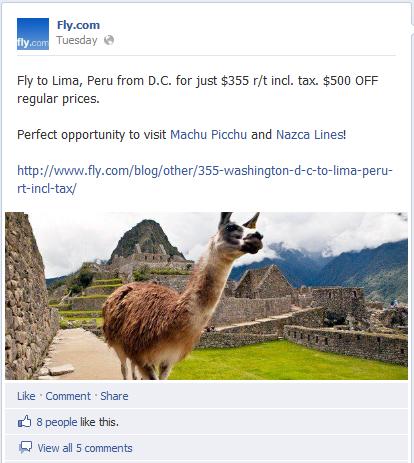 Facebook Deal