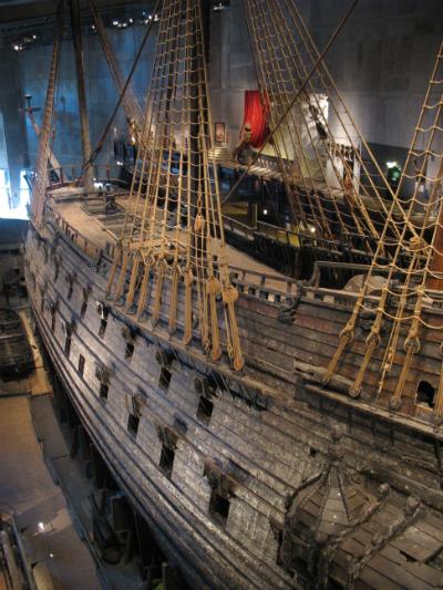 Vassa Museum - Stockholm