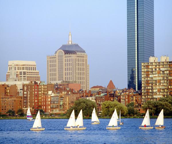 Charles River (Shutterstock.com)