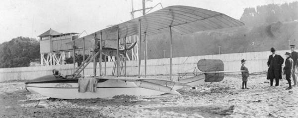 Silas Christofferson 1914