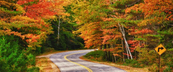 Top 5 fall foliage travel destinations travel blog for Best fall destinations in the us