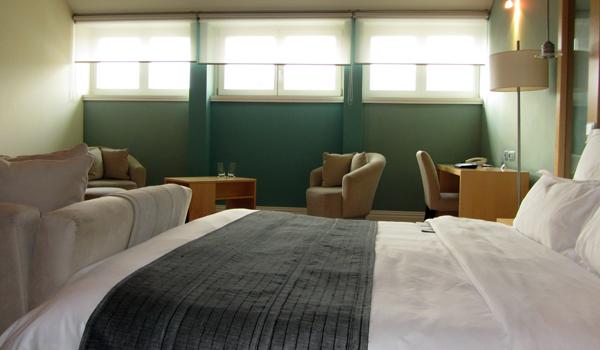 My Room at the Le Meridien Vienna
