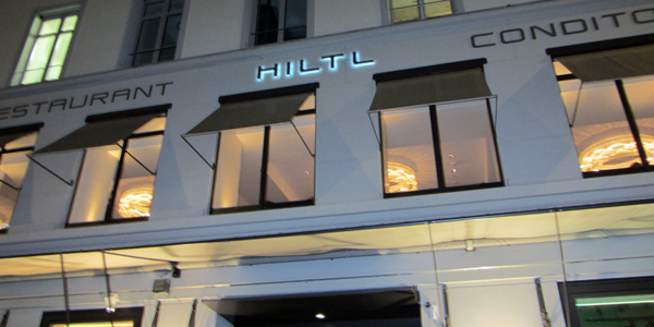 Hiltl Haus Restaurant