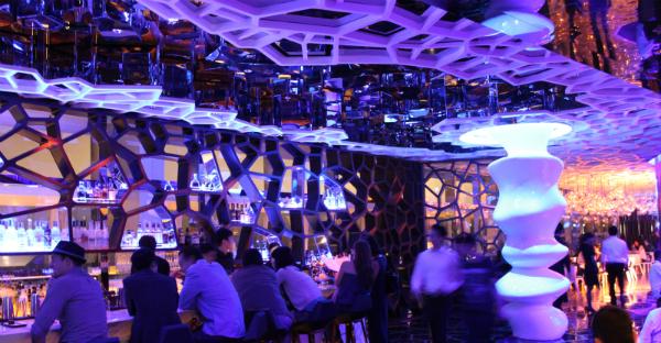 Ozone Bar at The Ritz-Carlton (Navjot Singh)