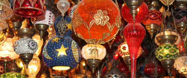 One could easily mistake the Grand Bazaar to be an Alladin's Cave- Navjot Singh