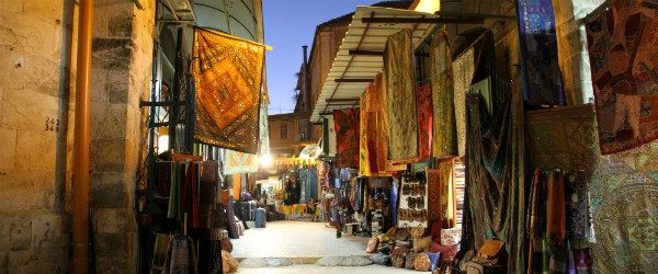 Souk in the Old City