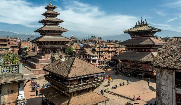 Ancient City of Bhaktapur