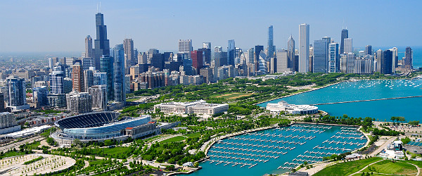 DowntownChicago&LakeMichiganFeatured