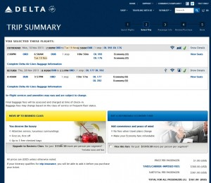 Delta Booking Page: $361 -- Chicago to Dublin (R/T incl. Tax)