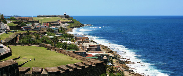 San Cristobal Fort, Old San Juan Featured (Shutterstock.com)