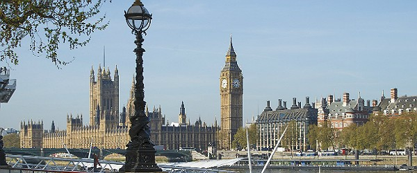 Houses of Parliament, London Featured (Shutterstock.com)