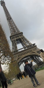 Creating a Big Moment - Eiffel Tower
