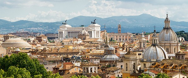 Rome Cityscape Featured (Shutterstock.com)
