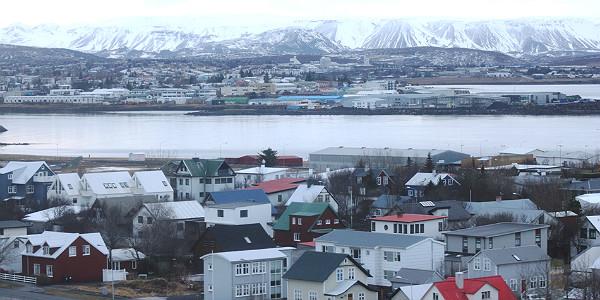 Reykjavik (Sasha Arms)