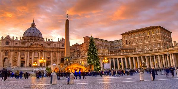 Saint Peter's Square, Vatican City