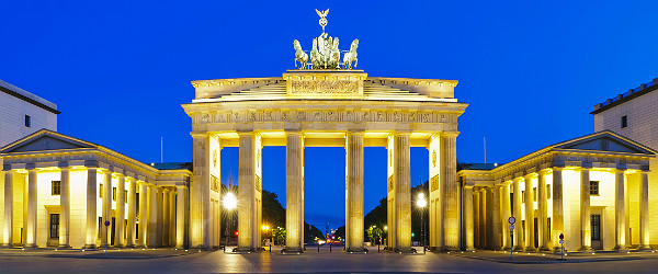 Brandenburg Gate, Berlin Featured (Shutterstock.com)