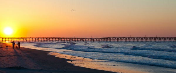 Sunrise on Myrtle Beach (Shutterstock.com)
