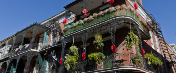 French Quarter, New Orleans Featured (Shutterstock.com)